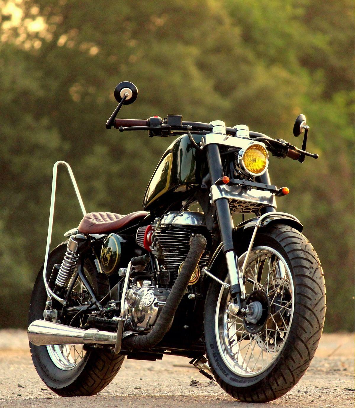 Customised Classic 500