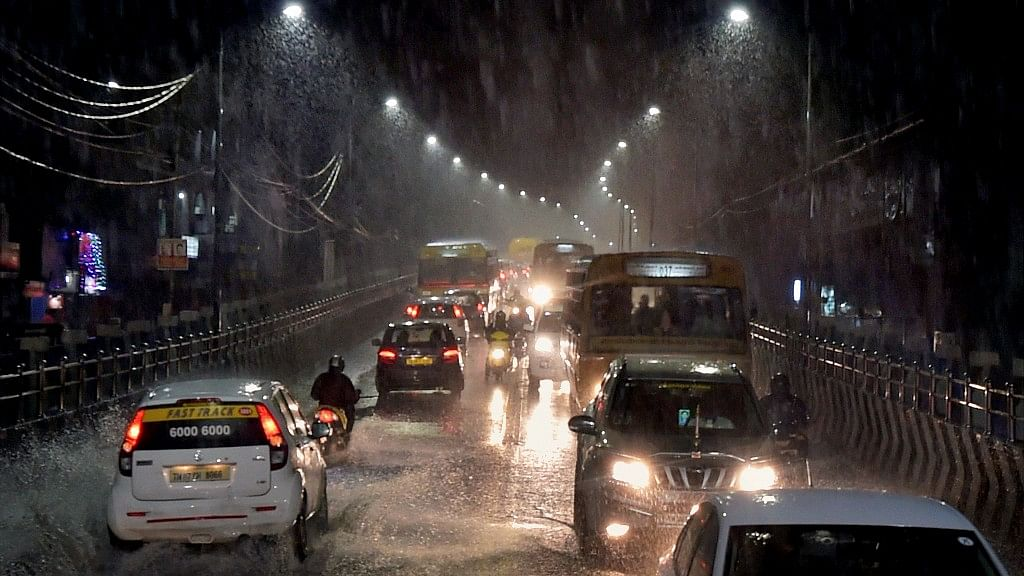 The sky condition is likely to be generally cloudy, and maximum and minimum temperatures are likely to be around 34 and 27 degree Celsius respectively in the city. Representative image.