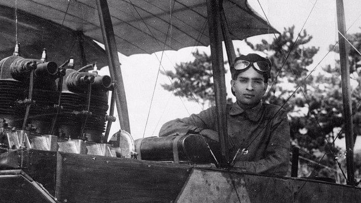 Lieutenant Hardit Singh Malik portrait