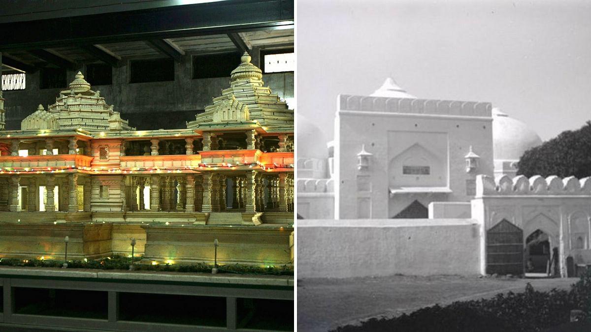 Mandir in Ayodhya, Masjid in Lucknow: Waqf Board Offers Solution