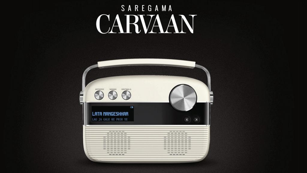 Saregama's Retro Bet, Carvaan, Sends Its Shares Soaring Over 250%