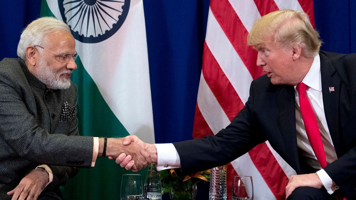 US, India Cooperation Can Go Beyond Bilateral Ties: Modi to Trump