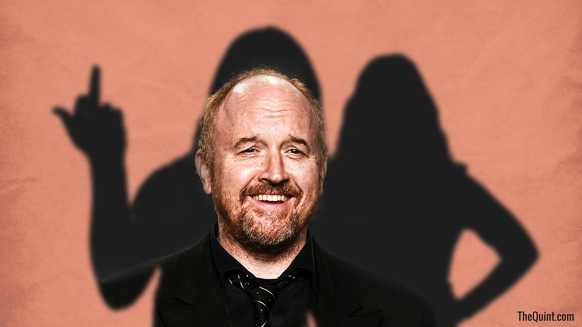 Louis CK has been accused of sexual harassment by 5 women so far.