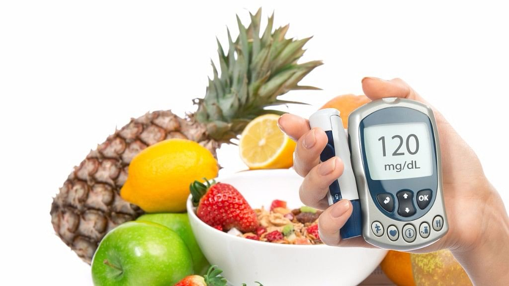 There are 74 million diabetic people in India.