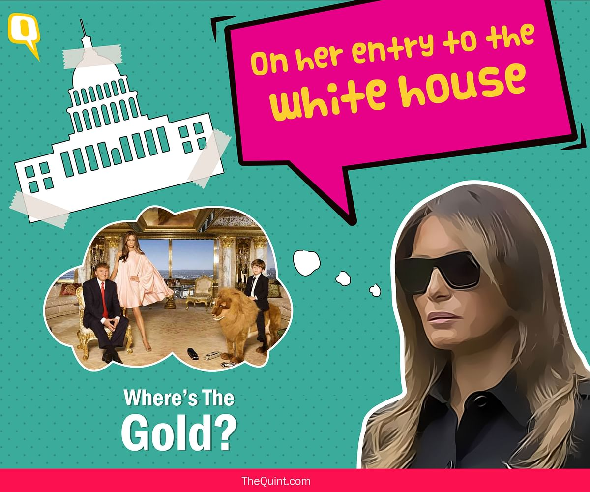 Melania Plays Her Trump Card and Finally Reveals Her Mann Ki Baat