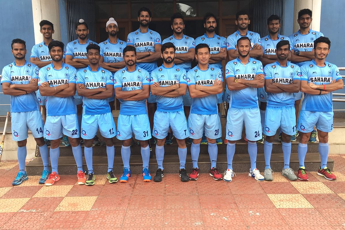 Sardar Singh Dropped From HWL Final Squad, Sreejesh Unfit to Play