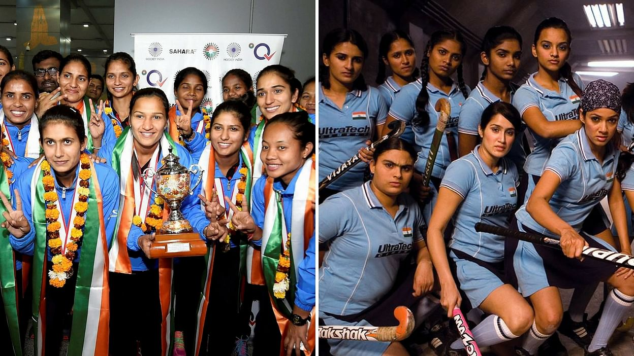 Did the Indian Women's Asia Cup Win Remind You of 'Chak De India'?