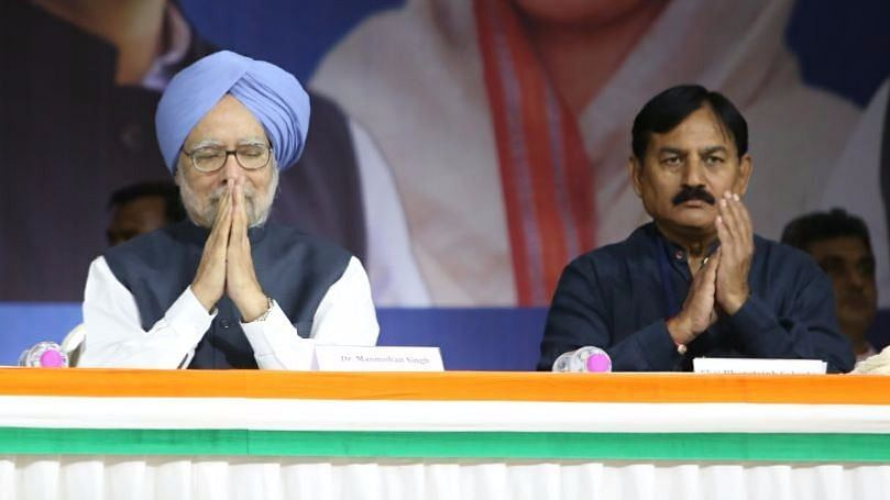 Note Ban & GST Broke the Back of Small Businesses: Manmohan Singh