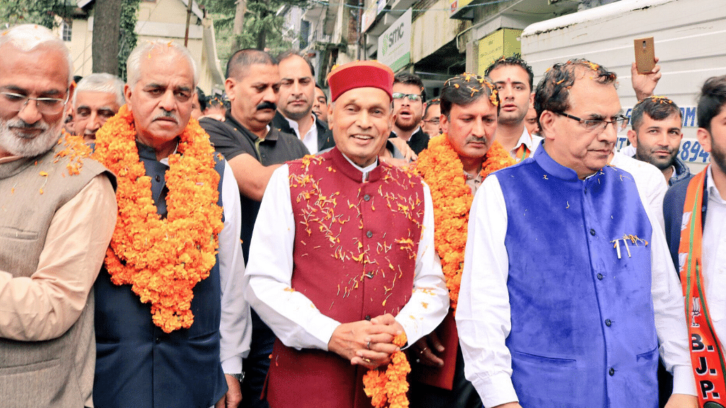Clarity among party workers and a shot at improving BJP's political fortunes in Himachal Pradesh — that's what led BJP chief Amit Shah to announce Prem Kumar Dhumal as BJP's CM face in the state.
