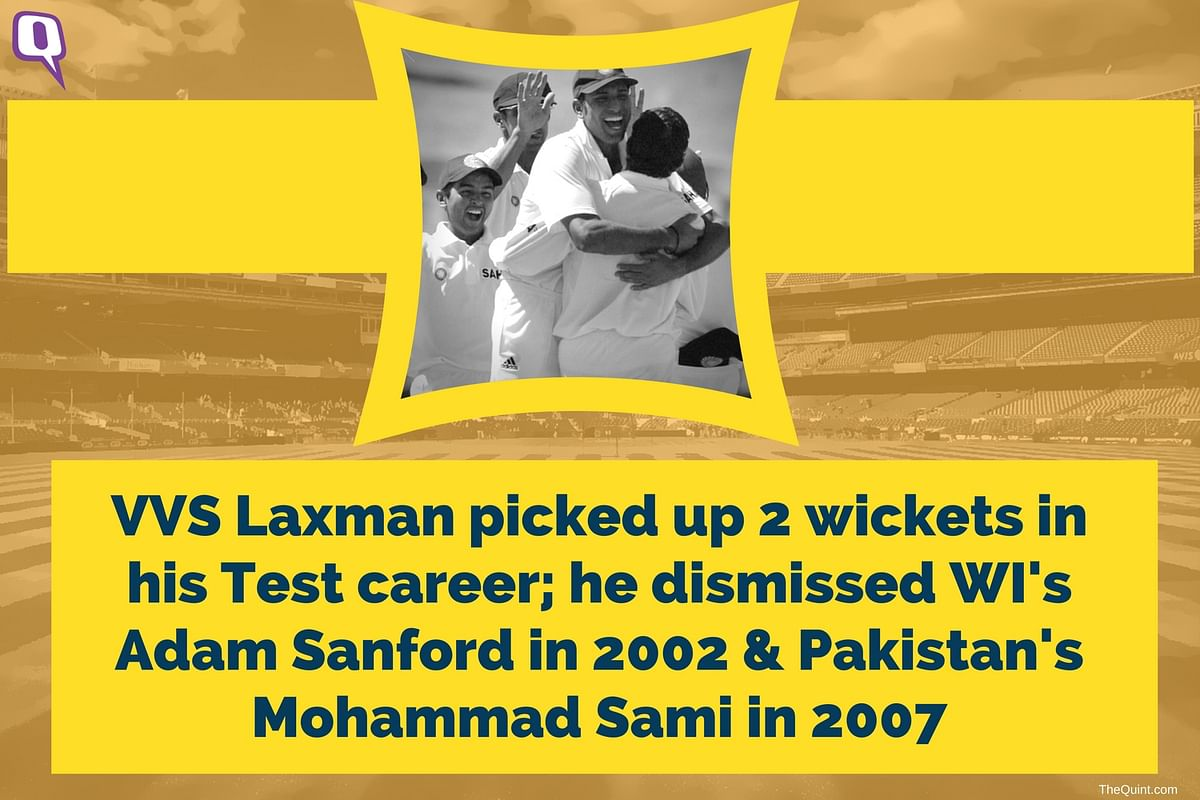 VVS Laxman's Very Very Special Achievements on His 44th Birthday