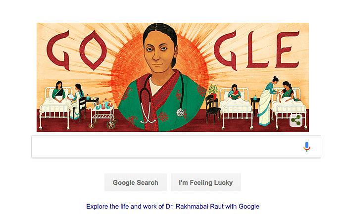 Who Is Rukhmabai, the Woman in Today's Google Doodle?