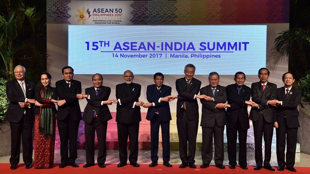 We Need to Fight Terrorism Together: Modi at ASEAN Summit
