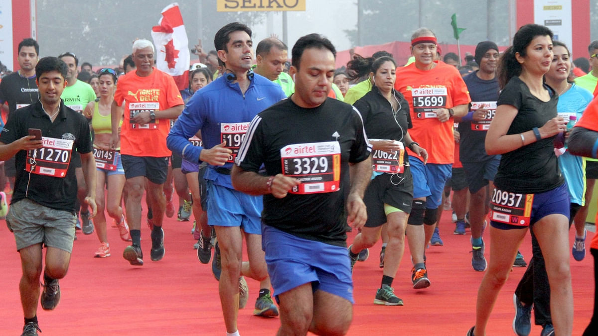 Delhi HC Refuses to Postpone 19 Nov Half Marathon Despite Smog