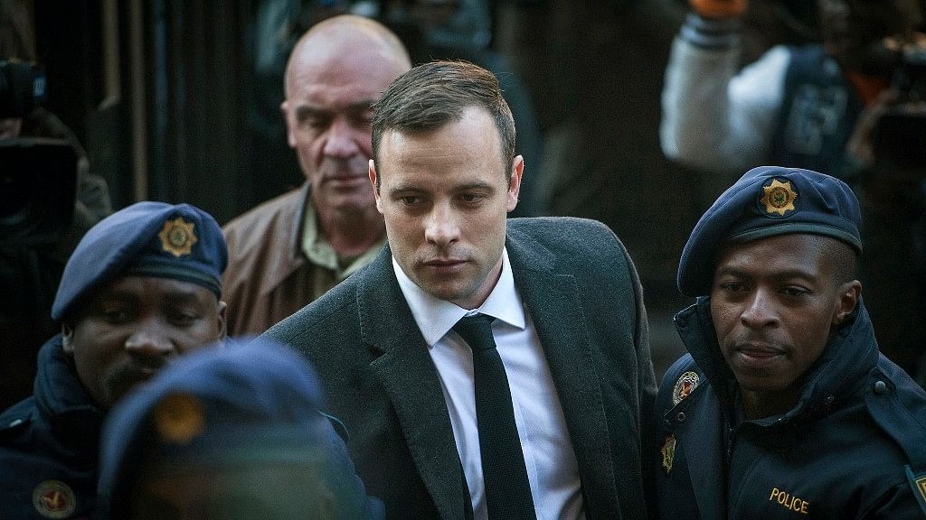 Olympian Oscar Pistorius' Murder Sentence Doubled From 6 to 13 Yrs