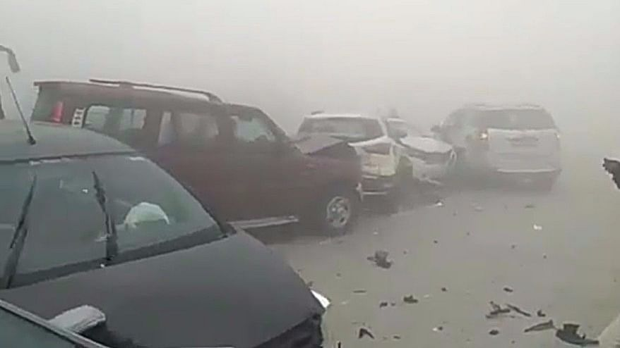 Accidents in the Smog: Are Drivers Entirely to Blame?