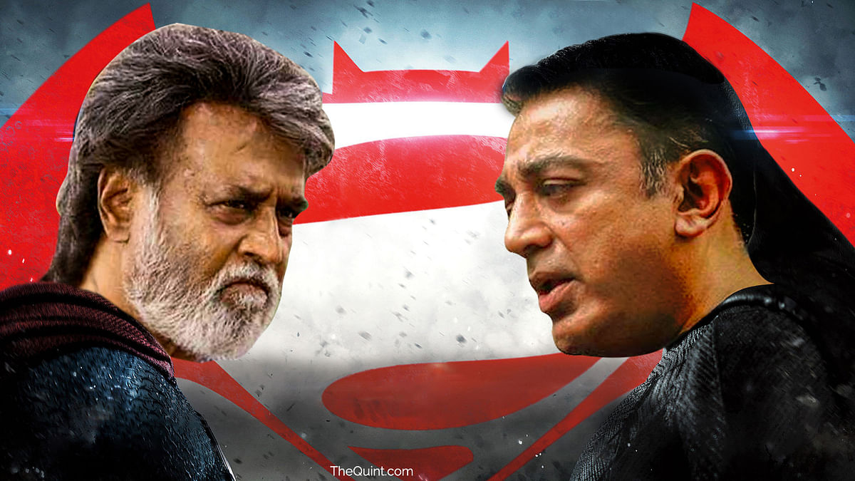 Rajinikanth and Kamal Haasan have been questioned about their Marathi and Brahmin roots, respectively.