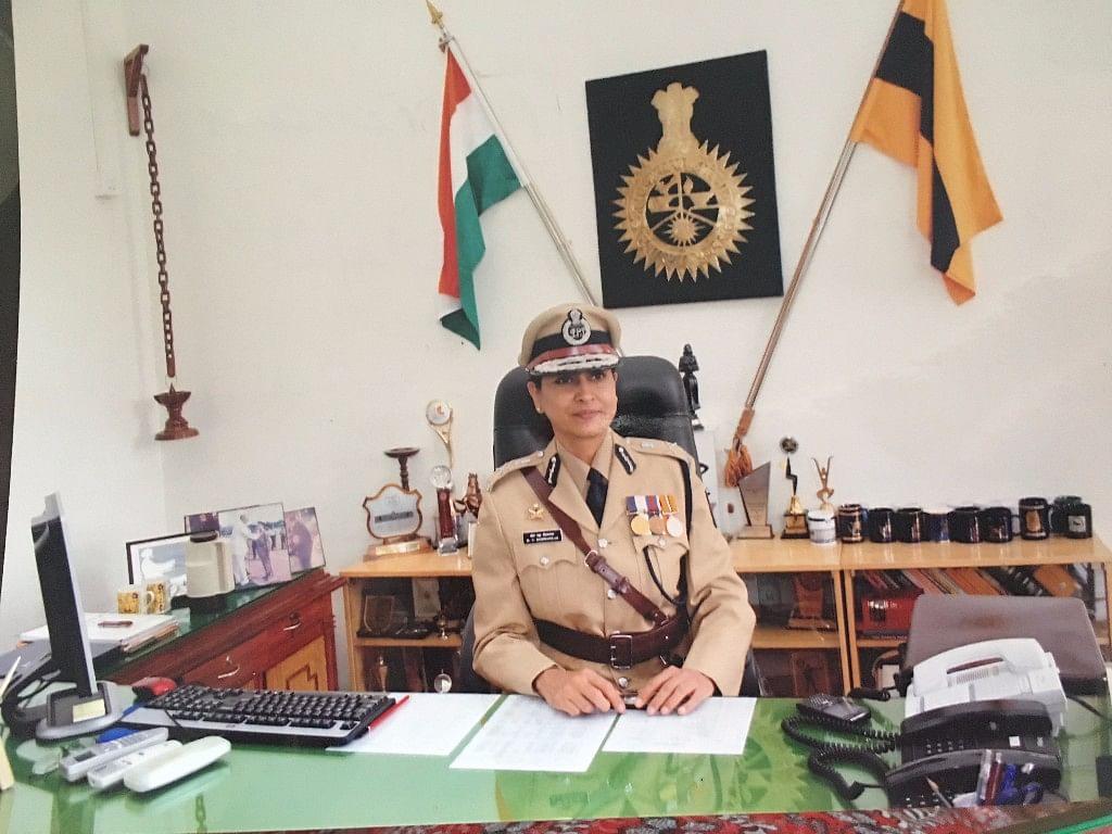 Meeran Chadha Borwankar.