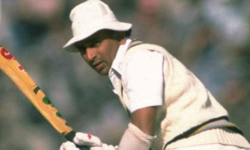 Sunil Gavaskar is the first batsman to score 10,000 runs in Test cricket.