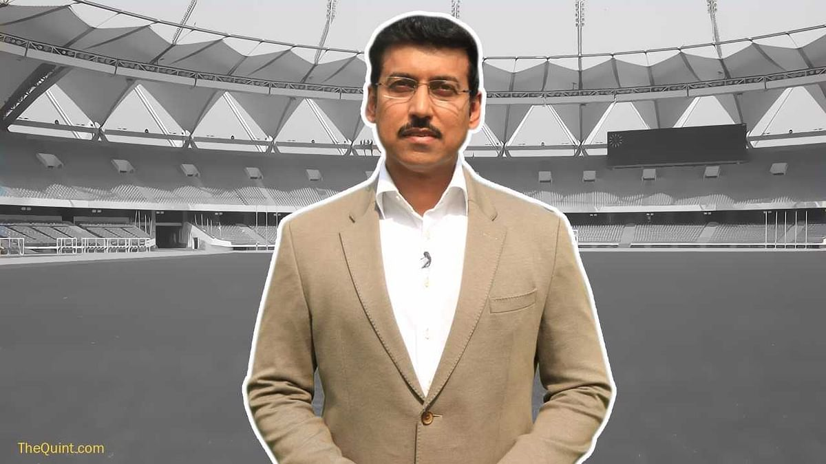 Exclusive: A Morning With Sports Min Rajyavardhan Singh Rathore