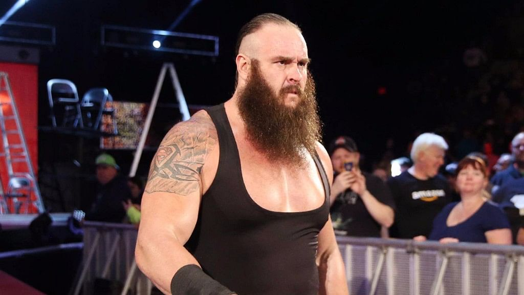 File photo of Braun Strowman.