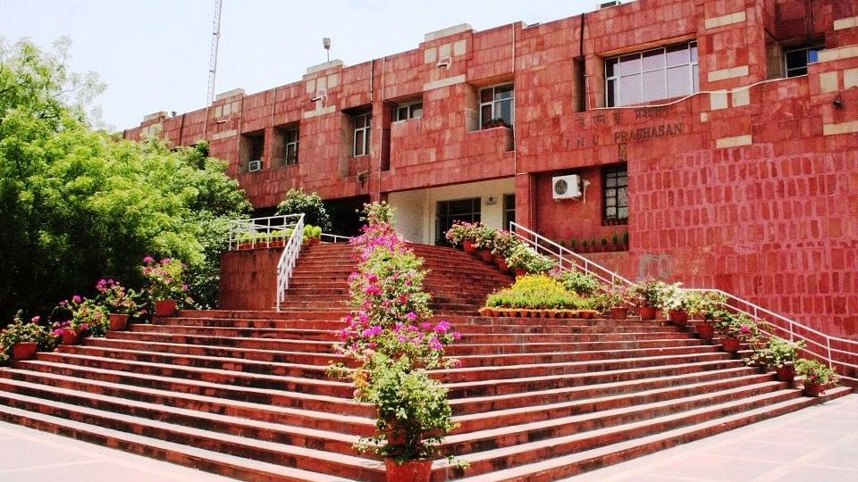 Four JNU Students Fined for Cooking Biryani in Campus