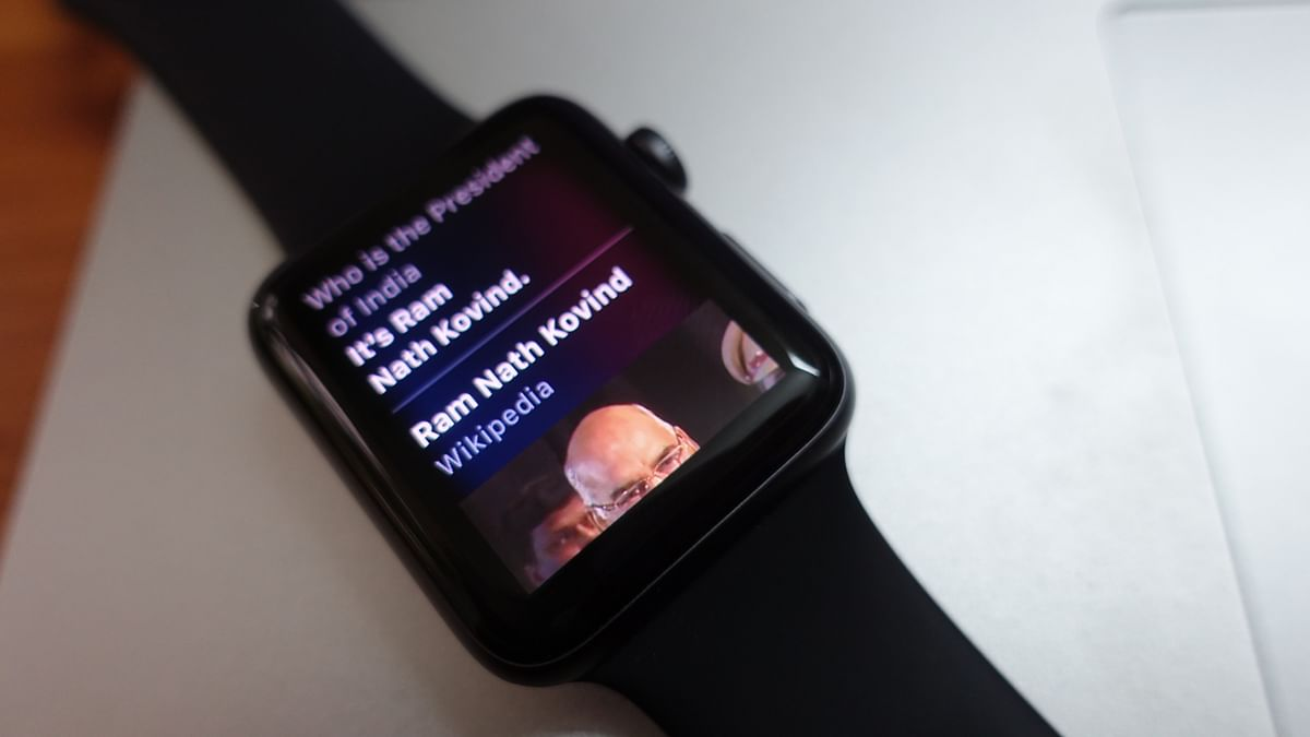 Apple Watch Series 3 now available in India.