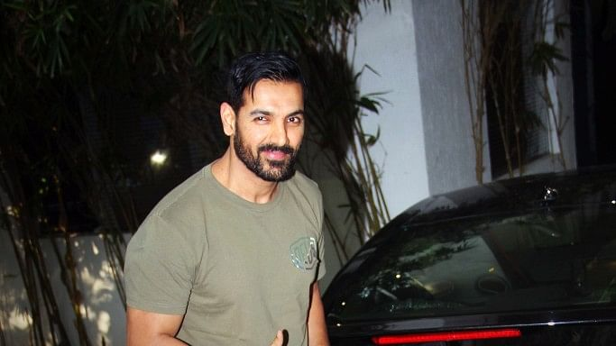 John Abraham is all geared to start a football academy.