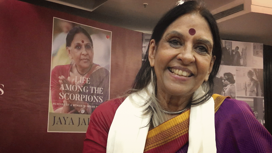 Tehelka Sting: Delhi HC Puts Jail Term for Jaya Jaitly on Hold