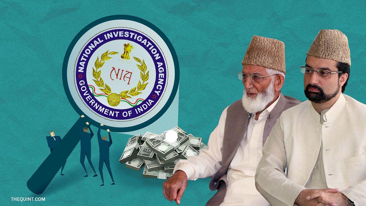 J&K's Terror Funding Problem as NIA Extends Custody of  Accused