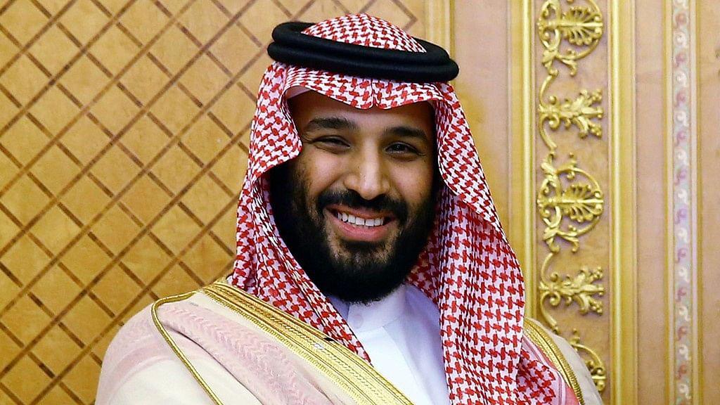 File photo of Saudi Crown Prince Mohammed bin Salman. Image used for representational purposes.