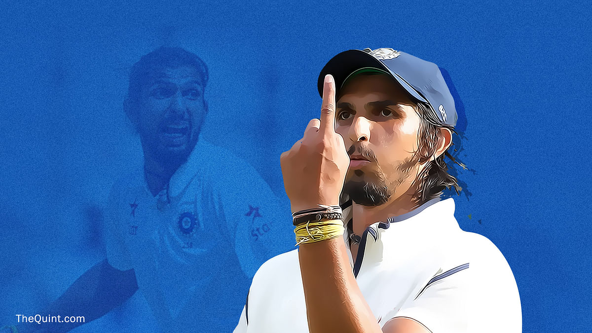 What Does India Do With Ishant Sharma?