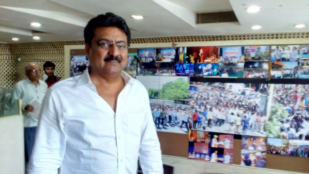 Indranil Rajyaguru, Congress candidate from Rajkot West, lost the 2017 polls to Current Gujarat CM Vijay Rupani.