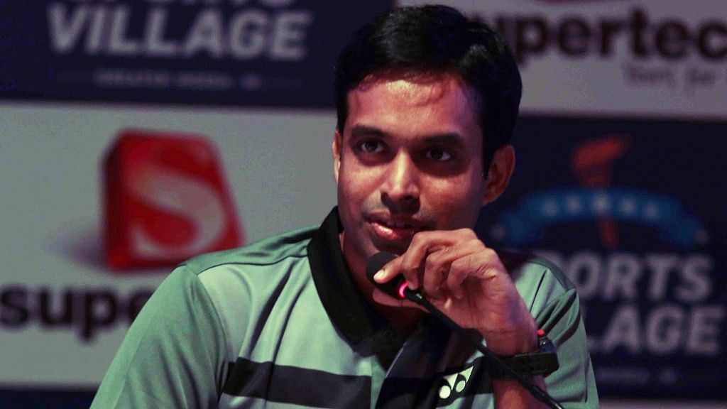File photo of Pullela Gopichand.
