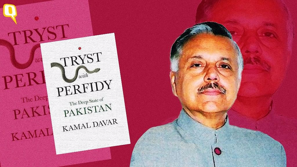 Retd Lt Gen Davar's Book Traces Roots of Pakistan's 'Deep State'