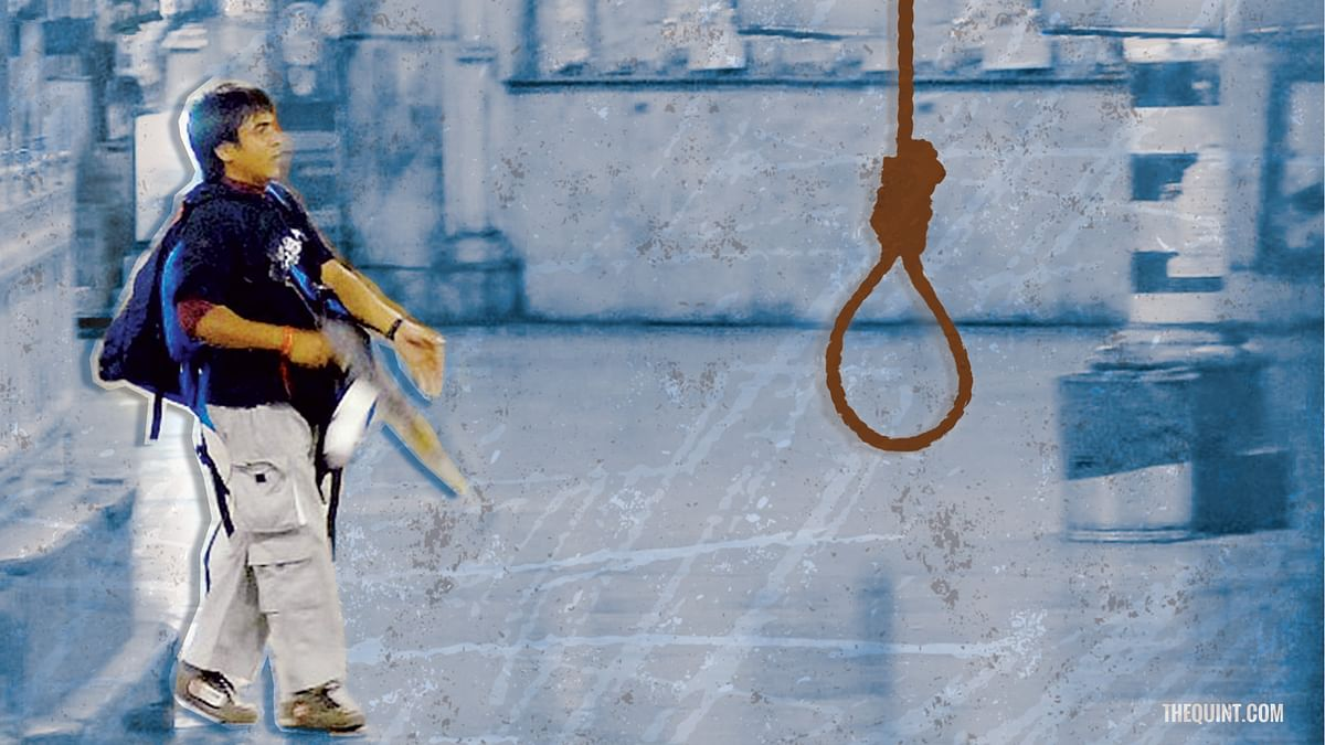 Kept an SMS Ready That Kasab Has Been Executed, Says Ex-IG Prisons