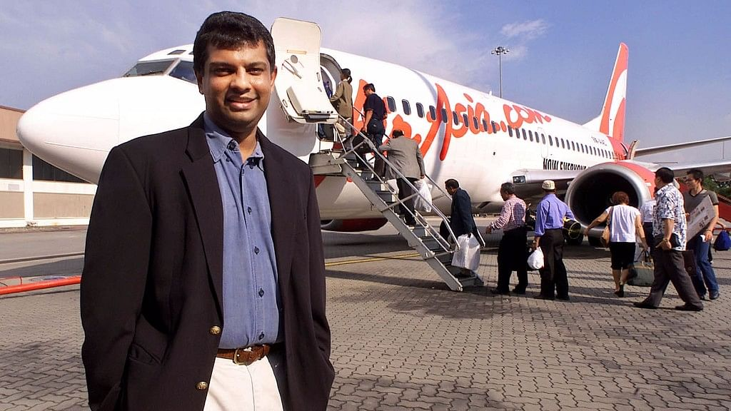 ED Summons AirAsia Execs, CEO Fernandes in Money Laundering Case