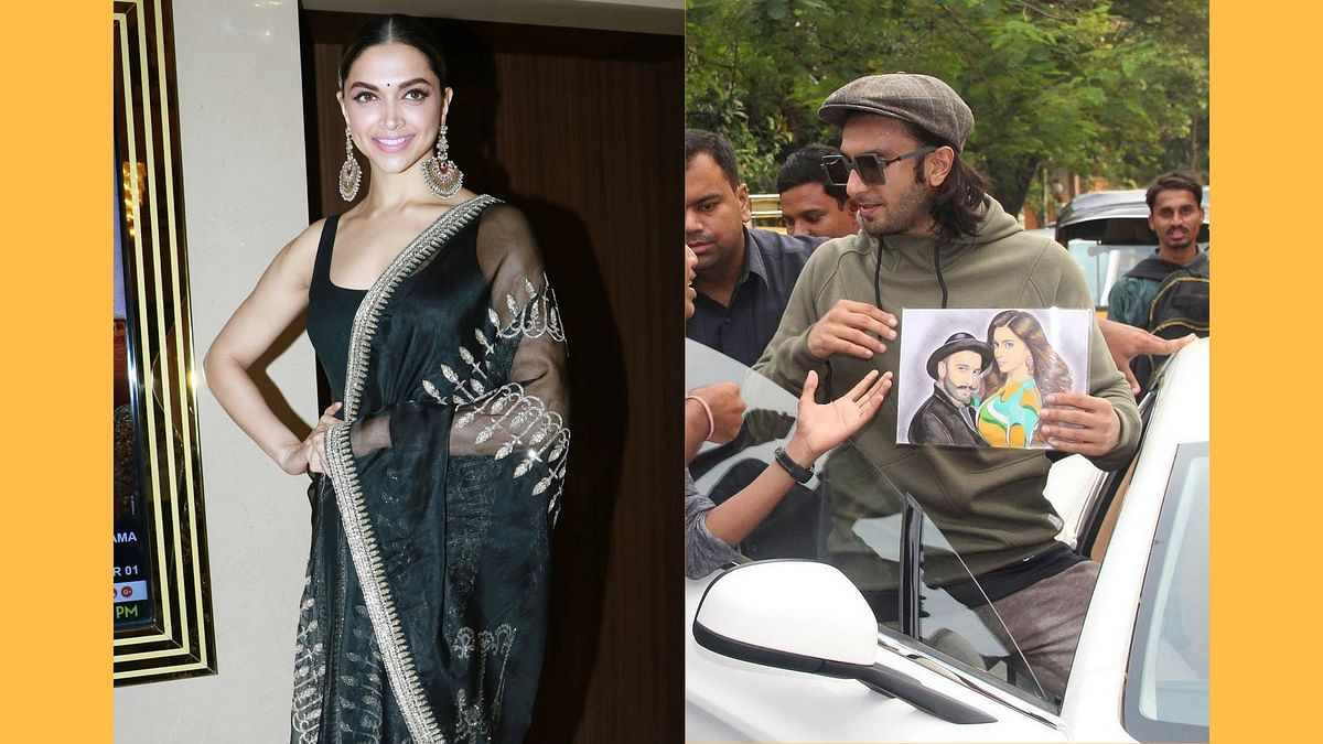 Deepika Padukone and Ranveer Singh - who was paid more and why it's important.