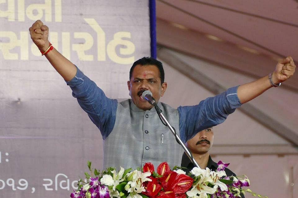 Jitu Vaghani, BJP State President in Gujarat.
