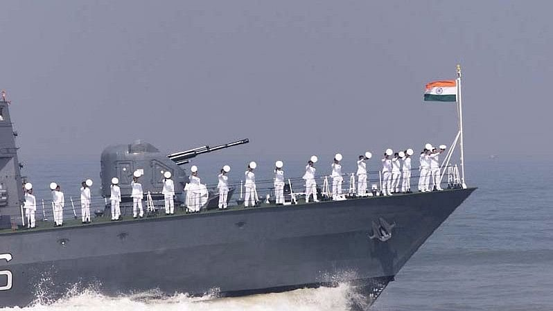Indian Navy, the Odd Man out in Asia's 'Quad' Alliance