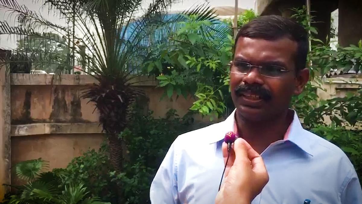 """Govt is Getting Scared of Media,"" Says Cartoonist R Bala on FIR"