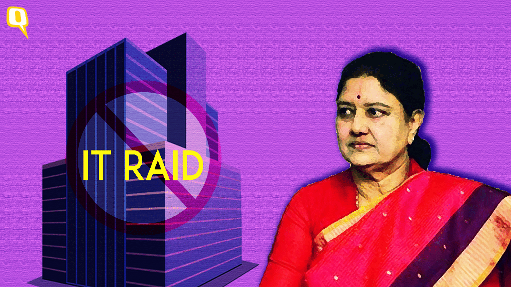 Will the I-T raids have the desired effect?