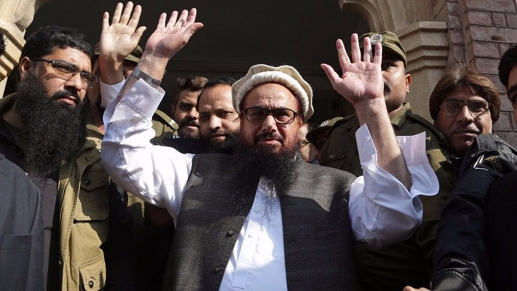 "Pak Bans Charities Linked to UN-Designated ""Terrorist"" Hafiz Saeed"