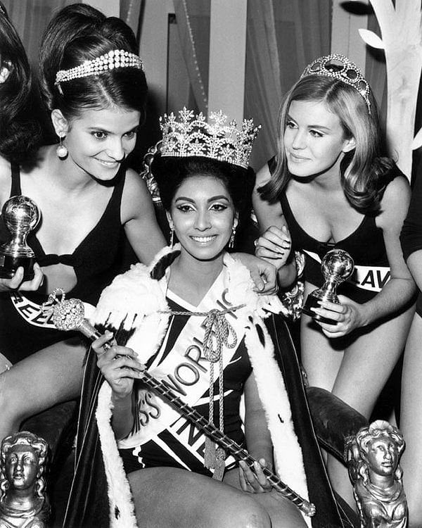 Reita Faria was the first Asian woman to win the title of Miss World, back in 1966.