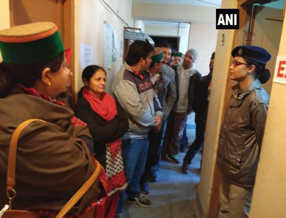 Himachal Pradesh Sets New Poll Record, 74.6% Turn up to Vote