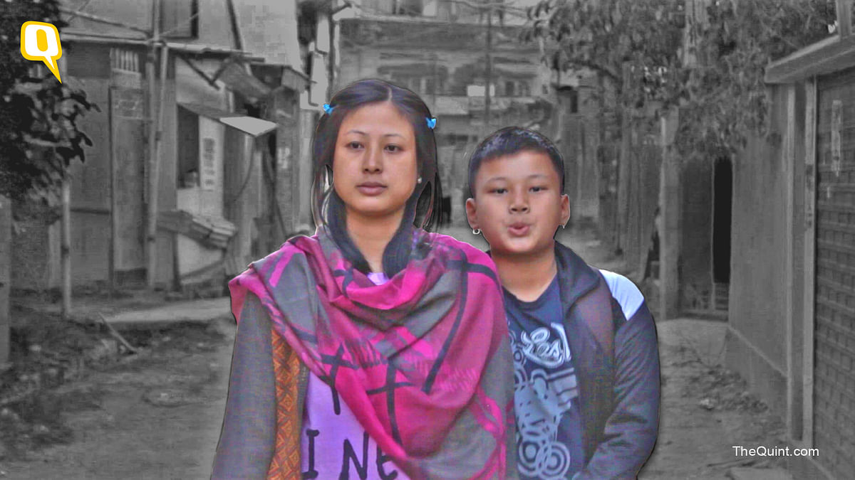 Anurag Nongmaithem lost his father in a fake encounter when he was one. His mother Neena, a member of EEVFAM, is fighting against extrajudicial killings in Manipur.