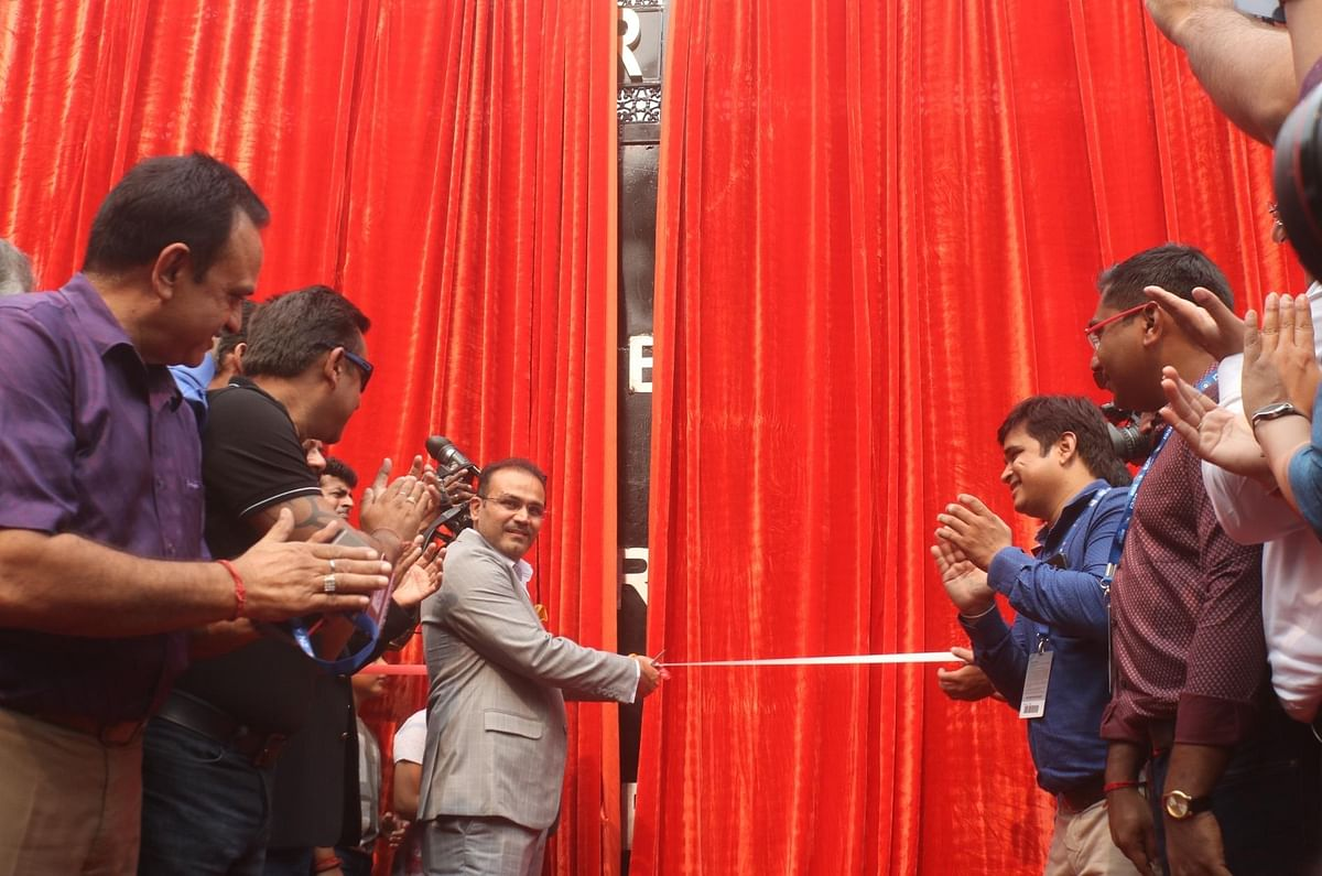 Sehwag Honoured to Have Gate Named After Him, Even as DDCA Mess Up