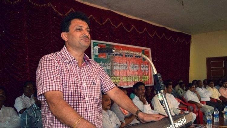 Soon, Siddaramaiah Will Celebrate Kasab Jayanti: MoS Hegde