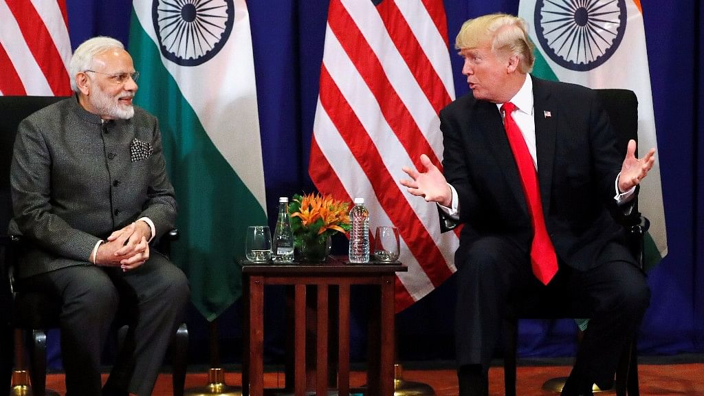 India a Leading Global Power, Says New US Security Policy