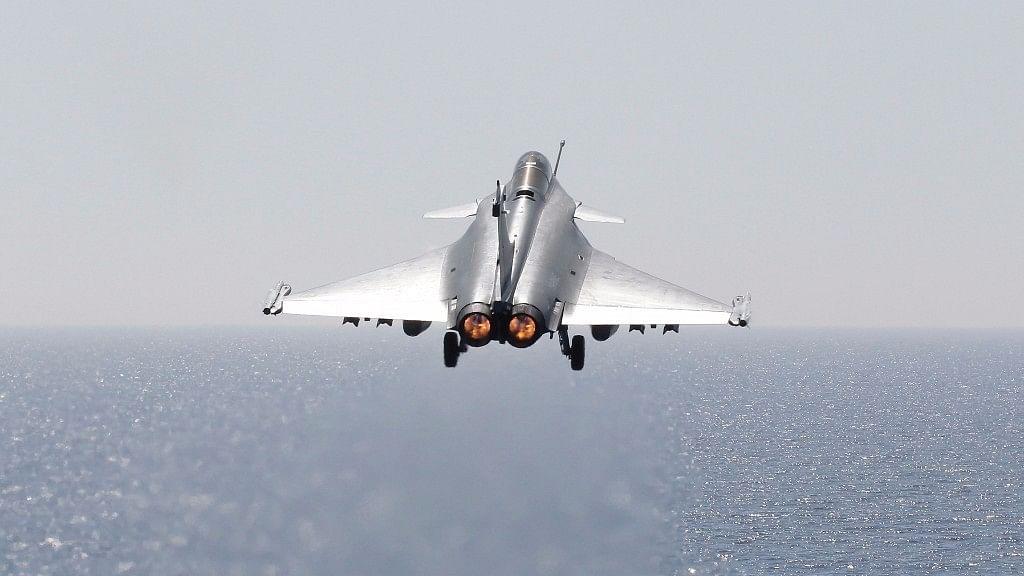 Representational image of a Rafale aircraft.