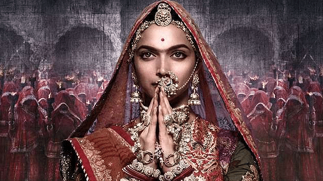 <i>Padmaavat</i> continues to be in the centre of controversies.